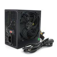 Fonte 500W Hoopson FNT-500W Potencia Real Box Com cabo de alimentacao