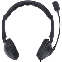 Headset Corp Usb com Microfone ViniK - Preto - VK390