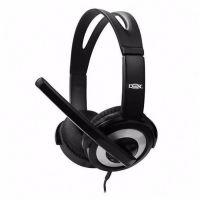Headset Dex DF-55  Com Microfone e Controle USB