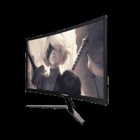 Monitor Gamemax 24 Curvo Gamer  Full HD HDMI, DVI 144hz 1ms - GMX24C144