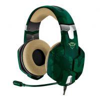 Headset Gamer Trust GXT322C Carus Verde/Camo - T20865