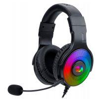 Headset Gamer Redragon Pandora 2 RGB 7.1 Surround Preto - H350RGB-1