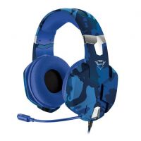 Headset Gamer Trust GXT 322B Carus Azul - T23249