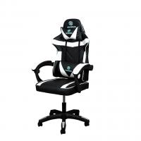Cadeira Gamer Hoopson Reclinável e Giratória Black-White - HP-CG-506