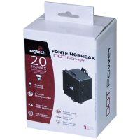 Nobreak Ragtech Dot Power 1.2A Entrada Trivolt Saida 12 VDC - 20DOT4650