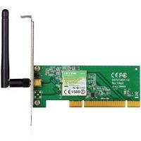 Placa PCI 150Mbps TP-Link TL-WN751ND Wireless