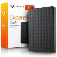 HD Externo Seagate Expansion Portable 3TB USB 3.0 - STEA3000400