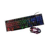 Teclado e Mouse Gamer Nemesis Start - 015-0052