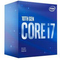 Processador Intel Core i7-10700F Cache 16MB 2.9GHz (4.8GHz Max Turbo) LGA 1200 - BX8070110700F