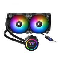 WaterCooler Thermaltake Water 3.0 240mm ARGB Sync - CL-W233-PL12SW-A