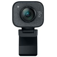 WebCam Logitech StreamCam Plus Full HD 60 fps USB Tipo C - 960-001280