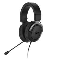 Headset Gamer Asus Tuf Gaming H3 Gun Metal  7.1 USB - 90YH028G-B1UA00