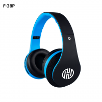 Headphone Hoopson  F-038 P - Bluetooth / Radio FM