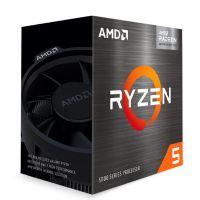 Processador AMD Ryzen 5 5600G 3.9GHz (4.4GHz Max Turbo) AM4 Vídeo Integrado  - 100-100000252BOX