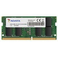 Memória Adata 4GB Premier p/NoteBook DDR4 2666Mhz- AD4S2666W4G19-R