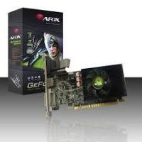 Placa de Vídeo Afox GeForce 1GB GT210 DDR3 64Bits AF210-1024D3L8