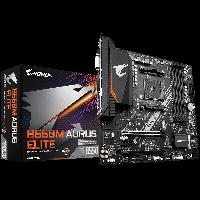 Mother Gigabyte B550M AORUS Elite, Chipset B550, AMD AM4, mATX, DDR4