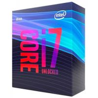 Processador Intel Core I7-9700K 3.6Ghz 12MB BX80684I79700K