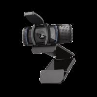 Webcam Logitech C920S Pro Full HD1080p Áudio Estéreo com Microfones Dp