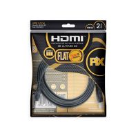 Cabo HDMI 2.0MT Pix Flat Gold 2.0 4K Ultra HD e HDR 19 Pinos 018-5022
