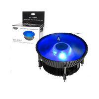 Cooler Gamer Dex Intel 1150P/1151P/1155P Led Azul - DX-9005