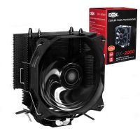 Cooler Gamer Dex Universal Amd E Intel Black DX-2000 Sem Led