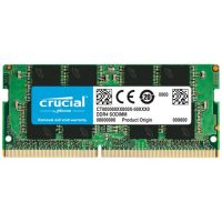 Memória p/ Notebook Crucial  16GB DDR4 2666Mhz CT16G4SFRA266
