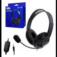 Headset Dex com Microfone Para Pc Consoles Ps4 Xbox One P3 - DF-400