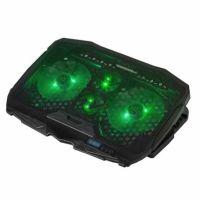 Base para Notebook 17,3´  Gamer Led Verdel Dex - DX-006