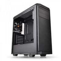 Gabinete Gamer Thermaltake  V100 BLACK/NO WIN/SPCC CA-1K7-00M1NN-00