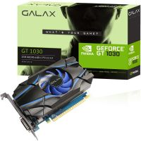 Placa de Vídeo GALAX GeForce 2GB GT1030 DDR5 64bits 30NPH4HVQ4ST