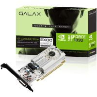 Placa de Vídeo GALAX GeForce 2GB GT1030 DDR5 64bits Exoc 30NPH4HVQ5EW