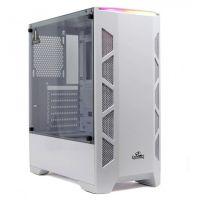 Gabinete Gamer Redragon Starscream Branco  Vidro Temp - GC-610W