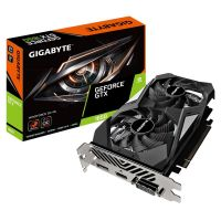 Placa de Vídeo GIGABYTE GeForce 4GB GTX 1650 OC D6 0C 4G , GDDR6 - GV-N1656OC-4GD