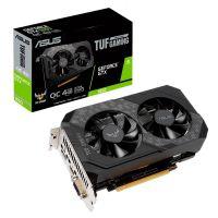 Placa de Vídeo Asus NVIDIA GeForce GTX 1650 TUF OC 4GB GDDR6 - TUF-GTX1650-O4GD6-P-GAMING