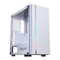 Gabinete Gamer Galax Quasar RGB Branco - GX600-WH H06W