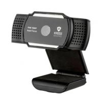 Webcam Kross Full HD 1080p Foco Automático - KE-WBA1080P