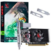 Placa de Vídeo PCYES GeForce 2GB GT710 DDR3 64Bits Low Profile PA710GT6402D3LP