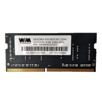 Memória Micron 4GB DDR4 2666Mhz Win Memory NoteBook- WHS64S4AZO