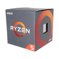 Processador AMD Ryzen 5 1600 Six Core 16MB 3.2/3.6GHz YD1600BBAEBOX