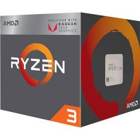 Processador AMD Ryzen 3 3200G, Cache 4MB, 4GHz , AM4 YD3200C5FHBOX
