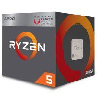 Processador AMD Ryzen 5 3400G, Cache 4MB, 3.7GHz , AM4 YD3400C5FHBOX
